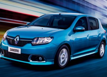 Renault Sandero Officially Unveiled