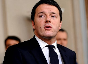 Renzi's Italian Budget Not Tax-Cutting