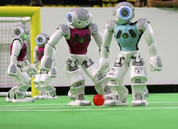 Iranian Teams at RoboCup 2015