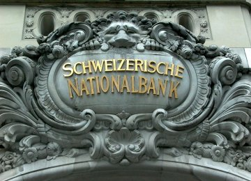 SNB Keeps  Cap on Franc