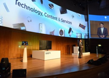 Samsung Unveils Smarter Living, Connected Future