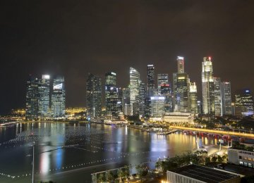 Singapore Isn't Greece, S&P Warned
