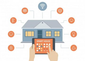 1st Domestic WiFi Smart Home System
