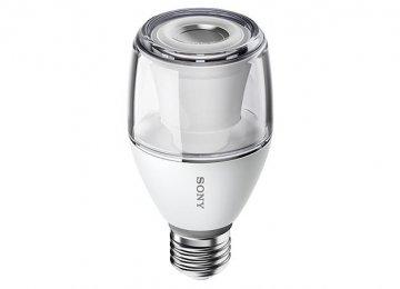 Sony LED Lamp Speaker Revealed