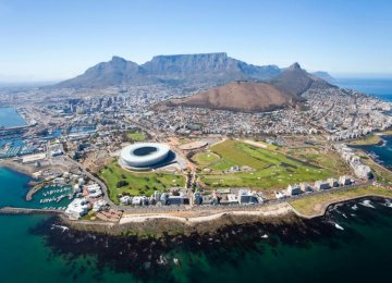 South Africa Economy Grows 4.1%