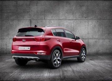 2017 Kia Sportage Revealed