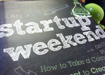 Startup Weekend in N. Khorasan