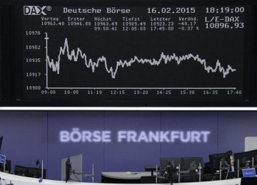 Stocks Reverse Losses