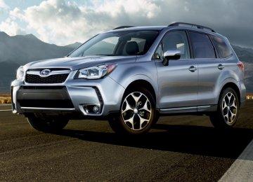Subaru Surges, Jeep Stumbles