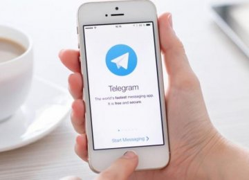 17% Use Telegram in Iran