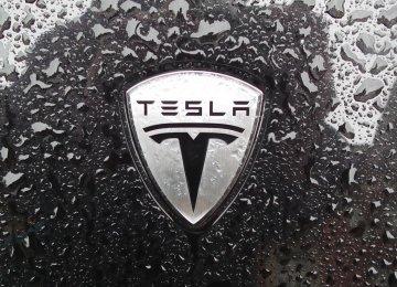 Tesla Vehicle Sales Rise