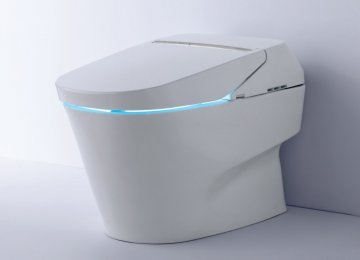 Japan Produces Costly Self-Cleaning Toilet