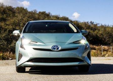 Toyota Prius Gets Upgrades