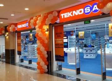 "Turkish Tech Retailer ""Evaluating"" Iran Market"