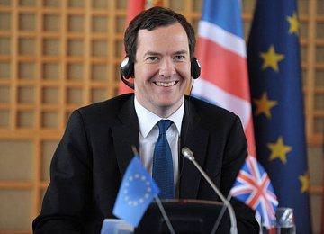 UK Budget Surplus