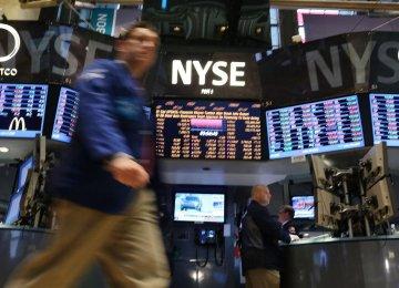 US Stocks Slide