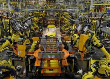 US Factory Sector Chills
