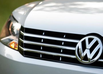 Volkswagen Returning to Iran