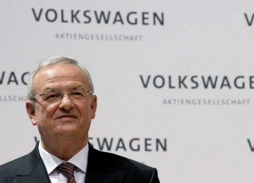 VW Chief Vows Overhaul
