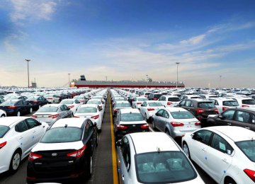 Vehicle Import Value Up