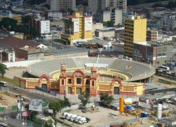 Venezuela Economy Shrinking
