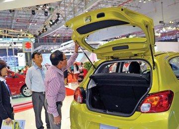 Vietnam Auto Market Grows