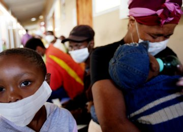 W. Africa May Lose $3.6b Annually From 2014-17 Due to Ebola