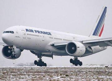 Air France Cancels  60% Flights