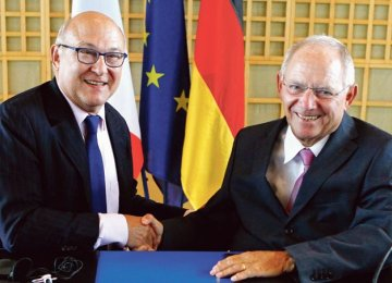 Germany, France Push for Eurozone Investment
