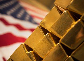 Gold Price Declining