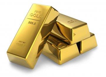 Gold Erases 2014 Gains