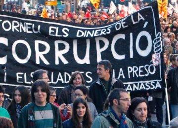 Italy Corruption Bill at $374b