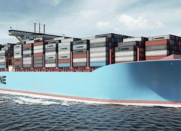 Maersk Eyes More Shares