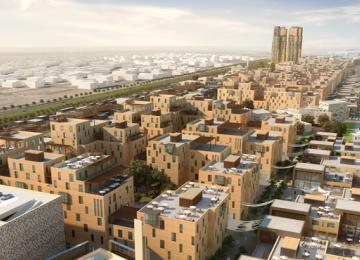 S. Arabia Region's Biggest Construction Market