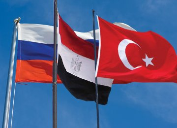 Moscow, Cairo, Ankara  to Trade in Own Currencies