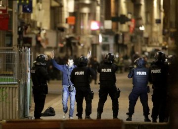 Renewed Violence  in Paris, Security Tightened