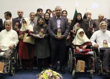 Elderly Honored