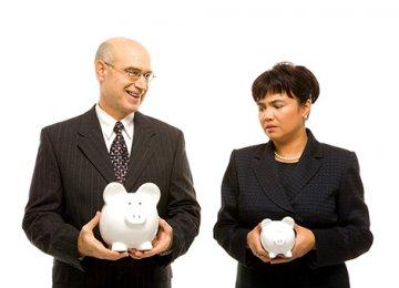 Gender Pay Gap  in Europe High
