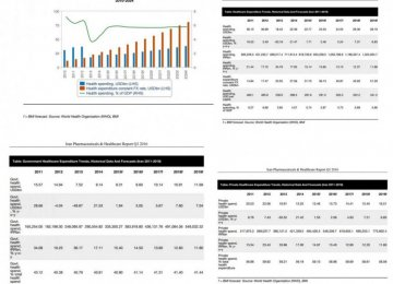 BMI: Iran Healthcare Overview, Forecast