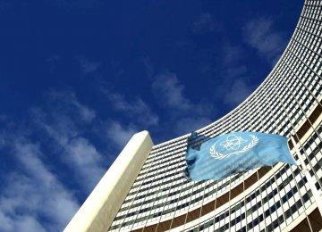 IAEA May Review Intelligence on Iran Case