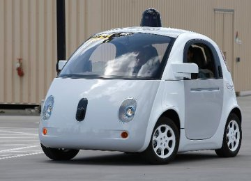 Google: Self-Driving Prototype Car Ready