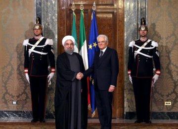 €17b Mega Deals With Italy