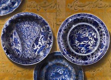 'White-Blue Dreams' at Dubai RIRA Gallery