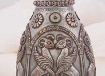 Traditional Artworks on Display