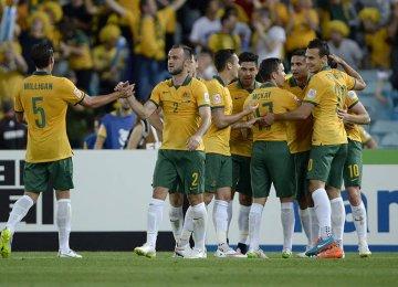 Australia, S. Korea in AFC Quarter-Finals