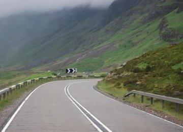 Move to Help Cut Road Mishaps
