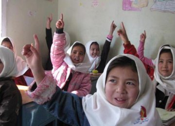 Schooling for All Afghan Kids in Iran