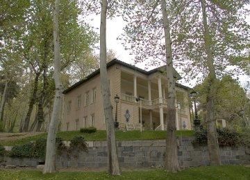 Saadabad Complex  to Become Art & Culture Hub