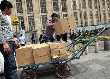 Registration of Porters, Carts at Grand Baazar