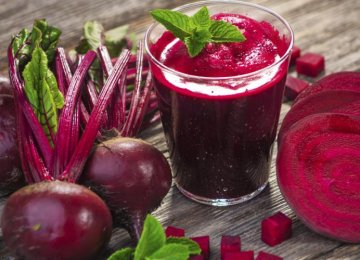 Beetroot Juice Benefits Patients With Heart Failure